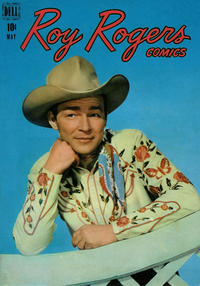 Cover Thumbnail for Roy Rogers Comics (Dell, 1948 series) #17