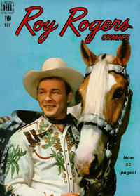 Cover Thumbnail for Roy Rogers Comics (Dell, 1948 series) #23