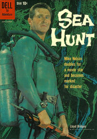 Cover Thumbnail for Sea Hunt (Dell, 1960 series) #4