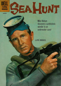 Cover Thumbnail for Sea Hunt (Dell, 1960 series) #8