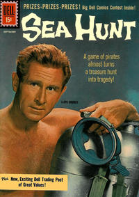 Cover Thumbnail for Sea Hunt (Dell, 1960 series) #10