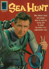 Cover Thumbnail for Sea Hunt (Dell, 1960 series) #13