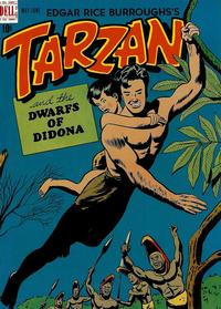 Cover Thumbnail for Edgar Rice Burroughs' Tarzan (Dell, 1948 series) #3