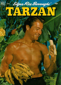 Cover Thumbnail for Edgar Rice Burroughs' Tarzan (Dell, 1948 series) #31