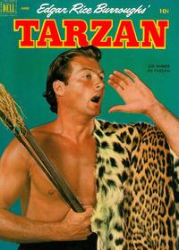 Cover Thumbnail for Edgar Rice Burroughs' Tarzan (Dell, 1948 series) #33