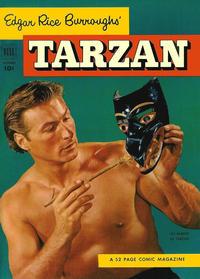 Cover Thumbnail for Edgar Rice Burroughs' Tarzan (Dell, 1948 series) #37