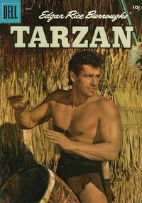 Cover Thumbnail for Edgar Rice Burroughs' Tarzan (Dell, 1948 series) #81