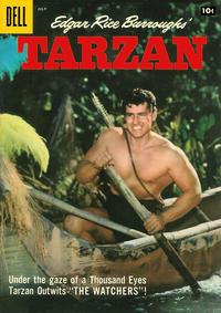 Cover Thumbnail for Edgar Rice Burroughs' Tarzan (Dell, 1948 series) #94