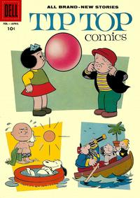 Cover Thumbnail for Tip Top Comics (Dell, 1957 series) #212