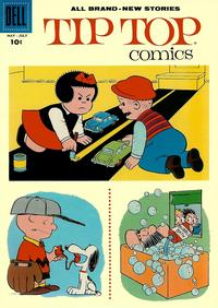 Cover Thumbnail for Tip Top Comics (Dell, 1957 series) #213