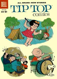 Cover Thumbnail for Tip Top Comics (Dell, 1957 series) #218