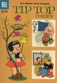 Cover Thumbnail for Tip Top Comics (Dell, 1957 series) #221