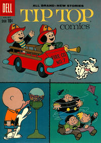 Cover Thumbnail for Tip Top Comics (Dell, 1957 series) #222