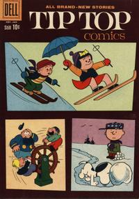 Cover Thumbnail for Tip Top Comics (Dell, 1957 series) #223