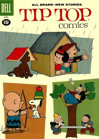 Cover Thumbnail for Tip Top Comics (Dell, 1957 series) #224