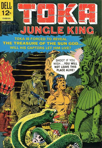 Cover Thumbnail for Toka (Dell, 1964 series) #5