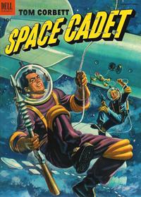 Cover Thumbnail for Tom Corbett, Space Cadet (Dell, 1953 series) #5