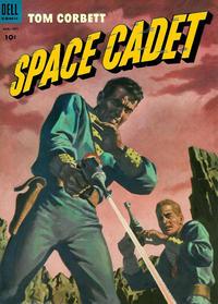 Cover Thumbnail for Tom Corbett, Space Cadet (Dell, 1953 series) #7