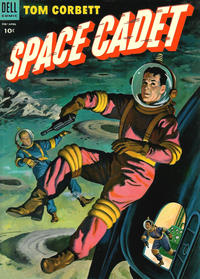 Cover Thumbnail for Tom Corbett, Space Cadet (Dell, 1953 series) #9