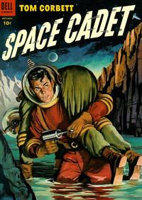 Cover Thumbnail for Tom Corbett, Space Cadet (Dell, 1953 series) #11
