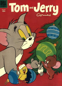 Cover Thumbnail for Tom & Jerry Comics (Dell, 1949 series) #126