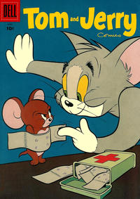 Cover Thumbnail for Tom & Jerry Comics (Dell, 1949 series) #141