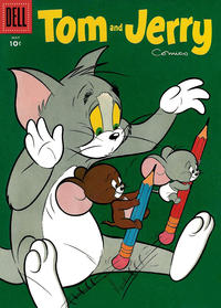 Cover Thumbnail for Tom & Jerry Comics (Dell, 1949 series) #142