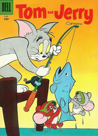 Cover Thumbnail for Tom & Jerry Comics (Dell, 1949 series) #143
