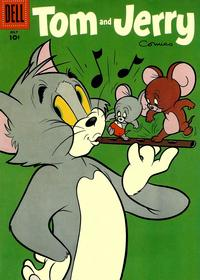 Cover Thumbnail for Tom & Jerry Comics (Dell, 1949 series) #144