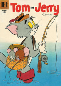 Cover Thumbnail for Tom & Jerry Comics (Dell, 1949 series) #146