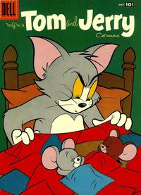 Cover Thumbnail for Tom & Jerry Comics (Dell, 1949 series) #154