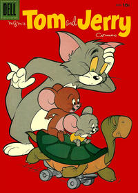 Cover Thumbnail for Tom & Jerry Comics (Dell, 1949 series) #155
