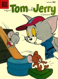 Cover Thumbnail for Tom & Jerry Comics (Dell, 1949 series) #160