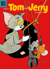 Cover Thumbnail for Tom & Jerry Comics (Dell, 1949 series) #164