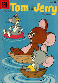 Cover Thumbnail for Tom & Jerry Comics (Dell, 1949 series) #169