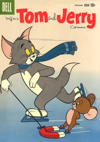 Cover Thumbnail for Tom & Jerry Comics (Dell, 1949 series) #173