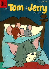 Cover Thumbnail for Tom & Jerry Comics (Dell, 1949 series) #175