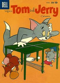 Cover Thumbnail for Tom & Jerry Comics (Dell, 1949 series) #176