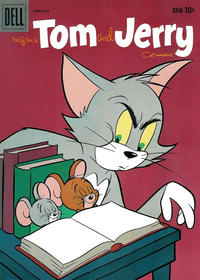 Cover Thumbnail for Tom & Jerry Comics (Dell, 1949 series) #187