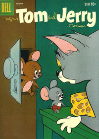 Cover Thumbnail for Tom & Jerry Comics (Dell, 1949 series) #195