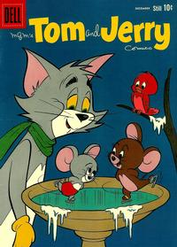 Cover Thumbnail for Tom & Jerry Comics (Dell, 1949 series) #197