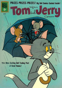 Cover Thumbnail for Tom & Jerry Comics (Dell, 1949 series) #204
