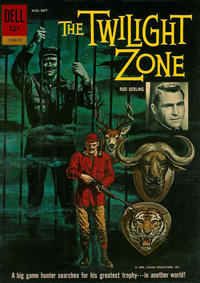 Cover Thumbnail for The Twilight Zone (Dell, 1962 series) #01-860-210