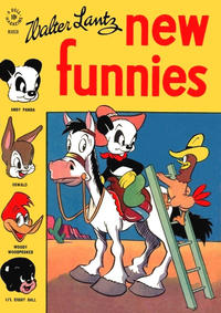 Cover Thumbnail for Walter Lantz New Funnies (Dell, 1946 series) #109