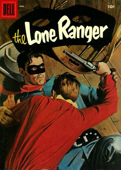 Cover for The Lone Ranger (Dell, 1948 series) #94