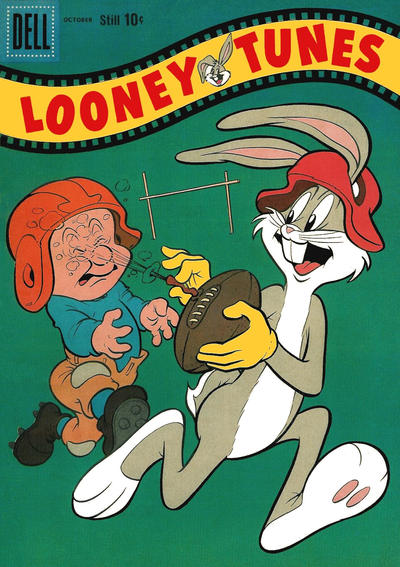 Cover for Looney Tunes (Dell, 1955 series) #216