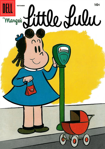 Cover for Marge's Little Lulu (Dell, 1948 series) #89