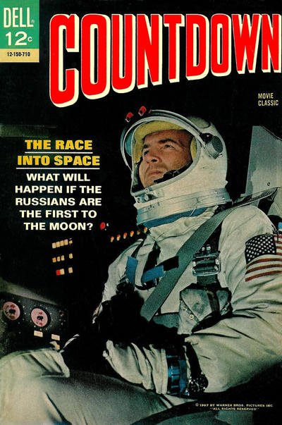 Cover for Countdown (Dell, 1967 series) #150