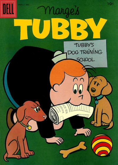 Cover for Marge's Tubby (Dell, 1953 series) #25