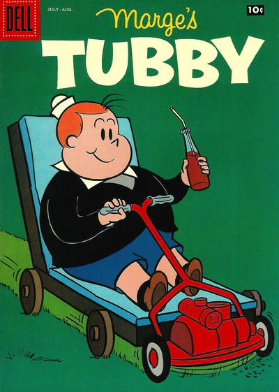 Cover for Marge's Tubby (Dell, 1953 series) #29